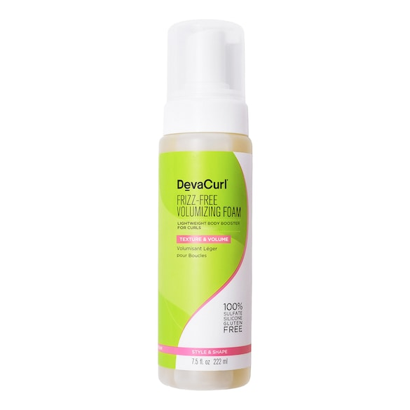 Frizz-Free Volumizing Foam  Booster for Curls - Pianka do stylizacji, DEVACURL