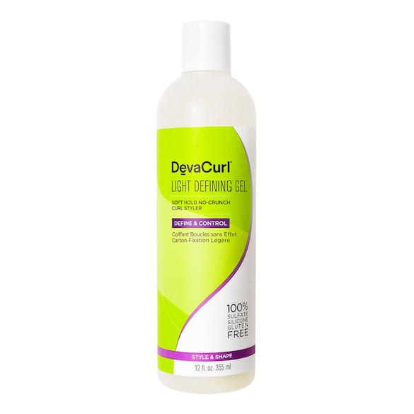 Light Defining Gel Soft Hold No-Crunch Curl Styler - Żel do stylizacji, DEVACURL