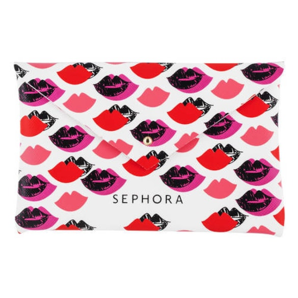 WOMAN'S DAY Small Pouch Strong and Fearless - Kosmetyczka, SEPHORA FAVORITES