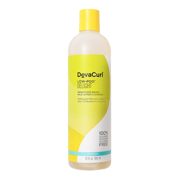 Low-Poo Delight® Weightless Waves Mild Lather Cleanser - Szampon, DEVACURL