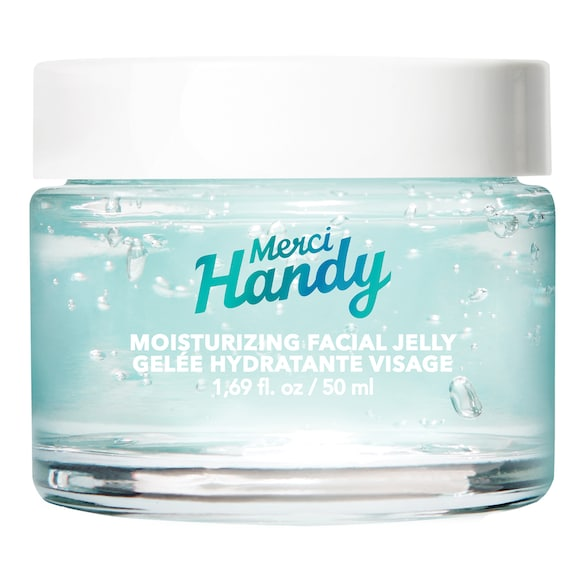 Moisturizing Facial Jelly - Żel-krem do twarzy , MERCI HANDY