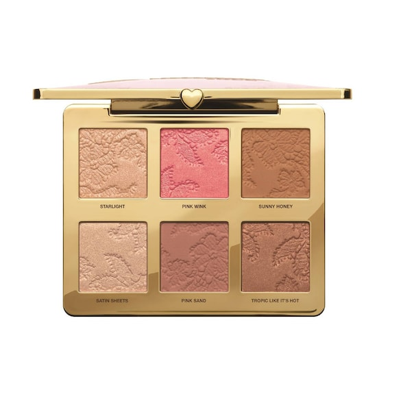 Natural Face Palette - Paleta do makijażu twarzy, TOO FACED
