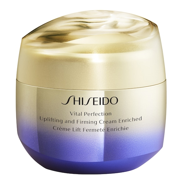 VITAL PERFECTION UPLIFTING AND FIRMING CREAM ENRICHED - Bogaty krem do twarzy, SHISEIDO